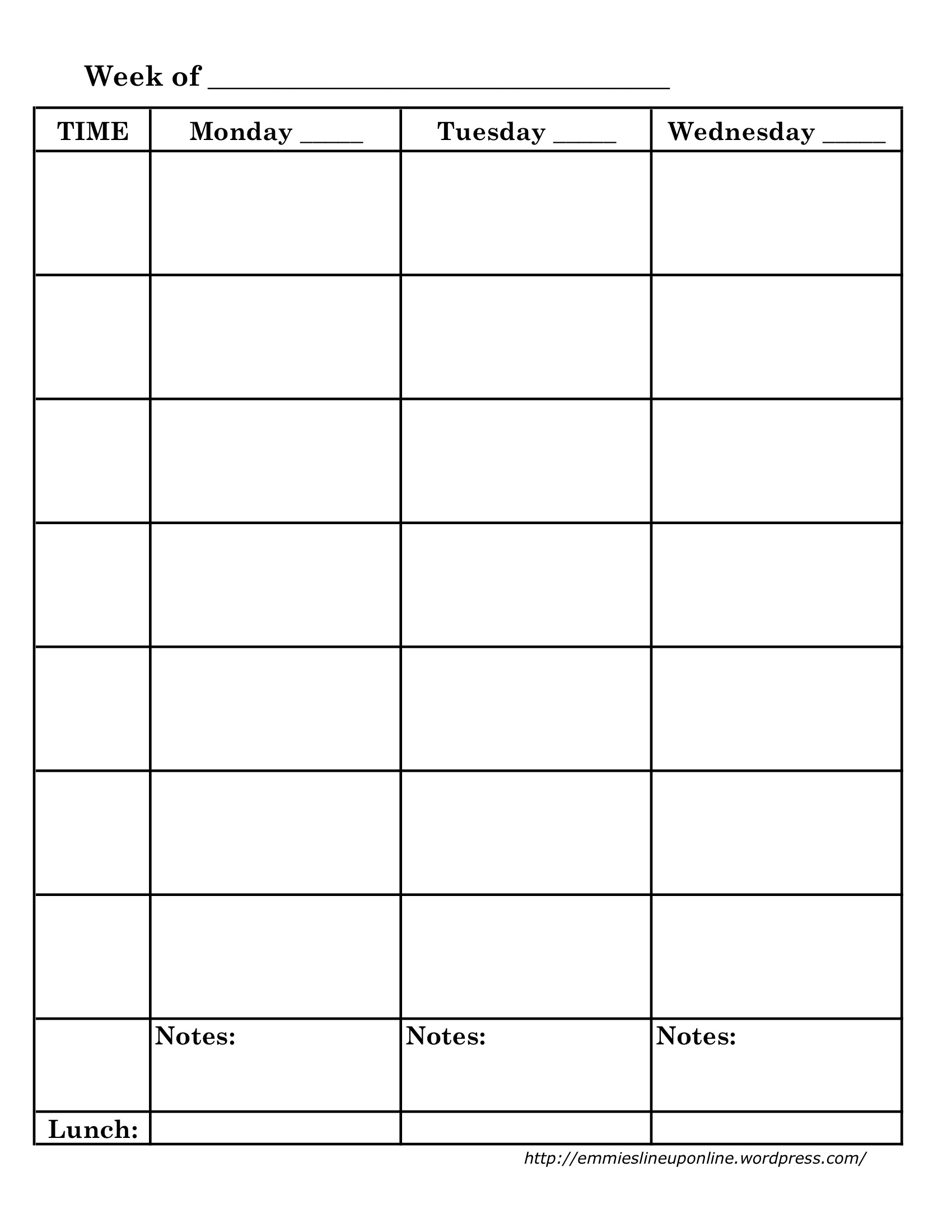 Free Lesson Plan Template For Common Core Best Template Design – Free Lesson Plan Format
