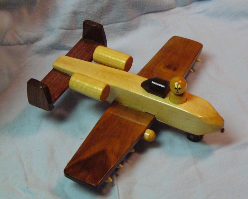 model wooden planes