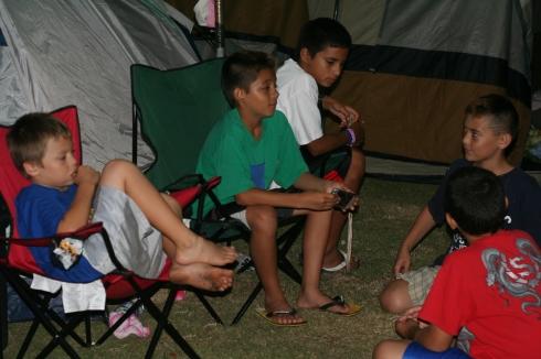 ward camp kakela
