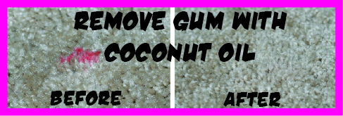 remove gum